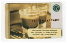 STARBUCKSCARD Starbucks Gift Card USA - 2006 6034 - Gift Cards