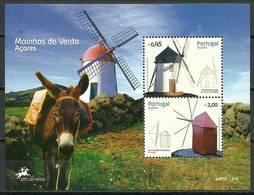 Azores 2007 Mi Bl 34 MNH ( ZE1 AZRbl34dav110 ) - Stamps