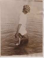 GOLF EVERGLADES GOLF CLUB COURSE PALM BEACH MILTON COOPER SEA GOING CADDIE   +- 21*16CMFonds Victor FORBIN (1864-1947) - Deportes