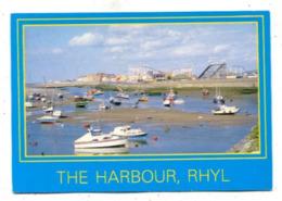 WALES - AK 366638 Rhyl - The Harbour - Altri