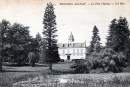 ROBINSON-AULNAY  Le Petit Château - France
