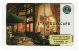 STARBUCKSCARD Starbucks Gift Card USA - 2006 6046 - Gift Cards