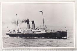England Photo - Iron Passenger Steamer SS Tynwald (1891) - Fotos