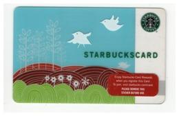 STARBUCKSCARD Starbucks Gift Card USA - 2008 6051 - Gift Cards