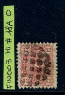 Finland - Finnland, Michel # 18A USED/Gestempelt - 1856-1917 Amministrazione Russa