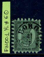 Finland - Finnland, Michel # 6 USED/Gestempelt - 1856-1917 Amministrazione Russa