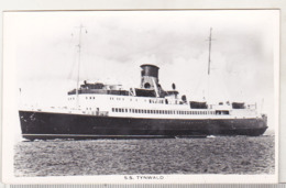 England Photo - Passenger Steamer SS Tynwald (1936) - Fotos
