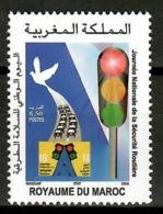Morocco 2006 Marruecos / Road Safety MNH Seguridad Vial / Kh15  10-5 - Sin Clasificación