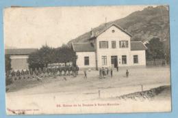 TH0188  CPA  SAINT-MAURICE-SUR-MOSELLE (Vosges)  Revue De La Douane  ++++++++++++++++ - Autres Communes