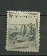 Pro Malaga - Viñetas De La Guerra Civil