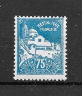 Algérie Française : N° 80A Neuf ** (cote 6,90 €) - Neufs