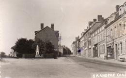 08 Grandpré, Cpsm - Francia