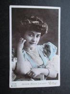 CP ACTEURS / ACTRICES (V1806) JEANNE MARIE LAURENT (2 Vues) EDITION REUTLINGER PARIS N° 293 Année 20/30 Emaillographie - Schauspieler