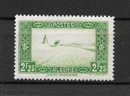 Algérie Française : N° 121 Neuf ** (cote 31,85  €) - Algerije (1924-1962)