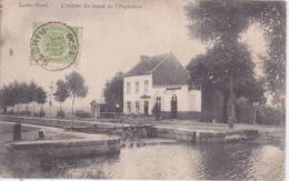 BELGIQUE - LEEDS-NORD - L'ECLUSE DU CANAL DE L'ESPIERRES - Tournai
