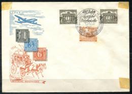 5289 - BERLIN - Zusammendruck W1 Auf FDC, Umschlag Siehe Scan - [5] Berlin