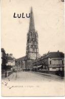 DEPT 76 : Précurseur édit. L L N° 135 : Harfleur L'église - Harfleur