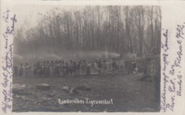 RP: Rumanisches Zigeunerdorf , WW1-1914-18 - Romania