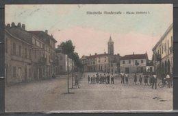 Mirabello Monferrato - Piazza Umberto I        (c214) - Alessandria