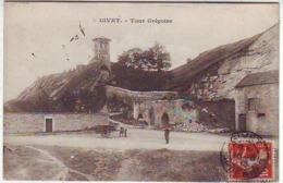 08. GIVET . TOUR GREGOIRE . ANIMEE - Givet