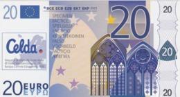 Billet Factice   De 20€ Tres  Bon état - Autres