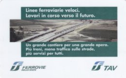 VIACARD FERROVIE DELLO STATO - Italia