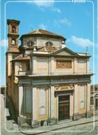 Torino - Santa Maria Di Piazza - Fg Nv - Chiese