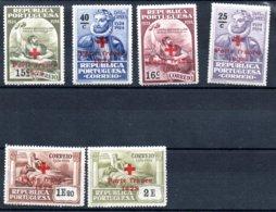 N° 32/37 ** ( Porte Franco + )  - 1928 - Franchise