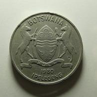 Botswana 50 Thebe 1980 - Botswana