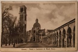 Vicenza Portici E Santuario Di Monte Berico - Vicenza