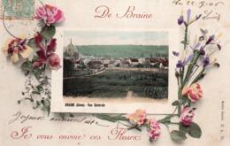 02 De Braine Je Vous Envoie Ces Fleurs, Vue Generale - Francia