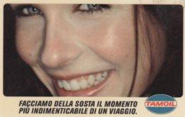 VIACARD TAMOIL FACCIAMO DELLA SOSTA.......... - Italia