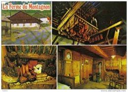 Carte Postale  25. Orchamps-Vennes  La Ferme Du Montagnon   Trés Beau Plan - Francia
