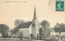 CPA 45 Loiret Sceaux Du Gatinais L'Eglise - France