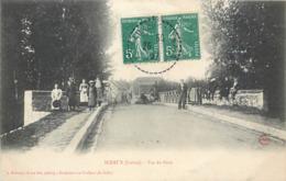 CPA 45 Loiret Sceaux Du Gatinais Vue Du Pont - Francia