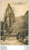 Promotion : 64 MAULEON-SOULE. Passerelle Sur Les Gorges De Kakouetta - Mauleon Licharre