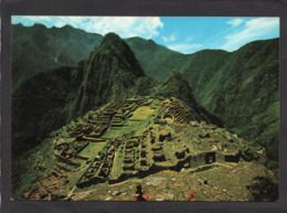 CP PEROU CUZCO RUINES DE MACHU PICCHU CPM Année 1974  N° 101 - Perù
