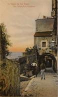 Un Saluto Da San Remo  - Sanremo Porta Candelliere Atelier Guggenheim - San Remo