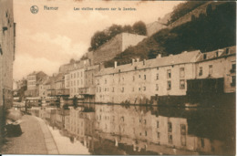 Namur - Les Vieilles Maisons Sur La Sambre -r - Namur