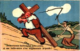Illustration 3 Portez Une Croix Belle-mère - Illustratori & Fotografie