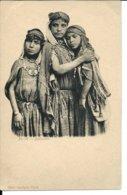 Jeunes Bédouines - Tunisie - Garrigues éditeur (vers 1902) - Tunisia