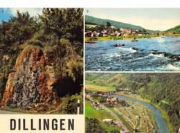 Dillingen - Multivues - Postkaarten