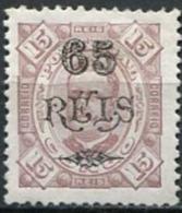 Congo 1902 D.Carlos I #29 MNG - Portugiesisch-Kongo