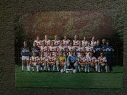 VFB Stuttgart Postcard 1990 - Fussball