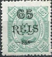 Congo 1902 D.Carlos I #31 MNG - Portugiesisch-Kongo