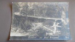 Carte Photo VIEIL ARMAND Viaduc - Frankrijk