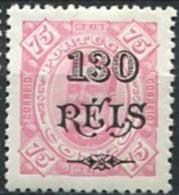 Congo 1902 D.Carlos I #36 MNG - Congo Portuguesa