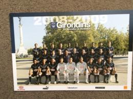 Bordeaux Postcard - Fussball