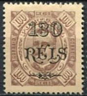 Congo 1902 D.Carlos I #37 MNG - Portugiesisch-Kongo