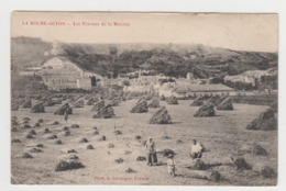 BA451 - LA ROCHE GUYON - Les Travaux De La Moisson - La Roche Guyon